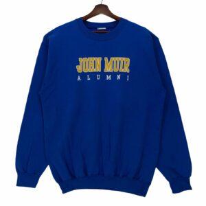 Blue John Muir Sweater